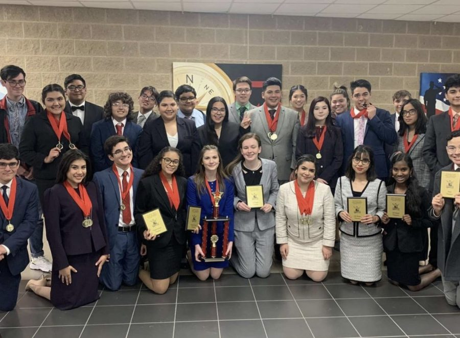 Speech and debate continues success