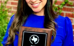 Speech coach receives state honors